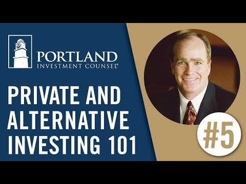 Private and Alternative Investing 101: The use of Leverage in the Pursuit of Wealth Creation