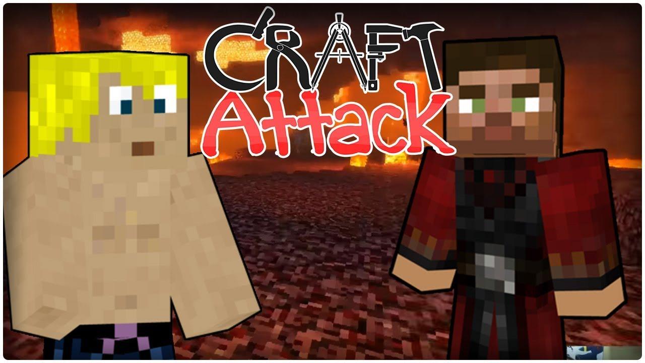 Der Geheime Deal Mit SparkofPhoenix Craft Attack Balui - Minecraft geheime hauser