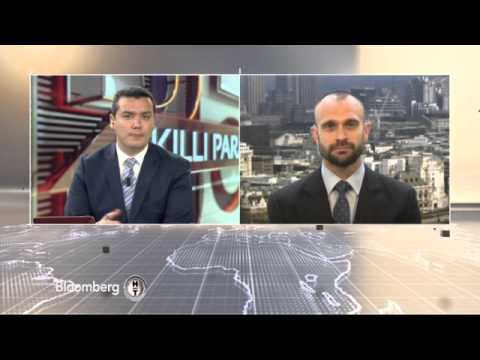 Interview Richard Perry @Bloomberg Turkey