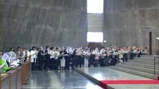 002 Veni Creator  Solemn Pontifical Mass in Gregorian Chant
