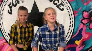 שיעור מס 1 : בואו ללמוד איתנו לרקוד היפ הופ!