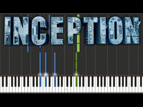 Hans Zimmer  Dream Is Collapsing  Piano Tutorial