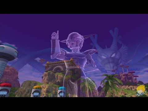 Dragon Ball Xenoverse 2 - Frieza Siege Event【60FPS 1080P】