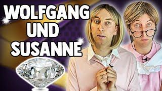 Susanne und Wolfgang Nörgel - Der stinkende Schweinebauer!