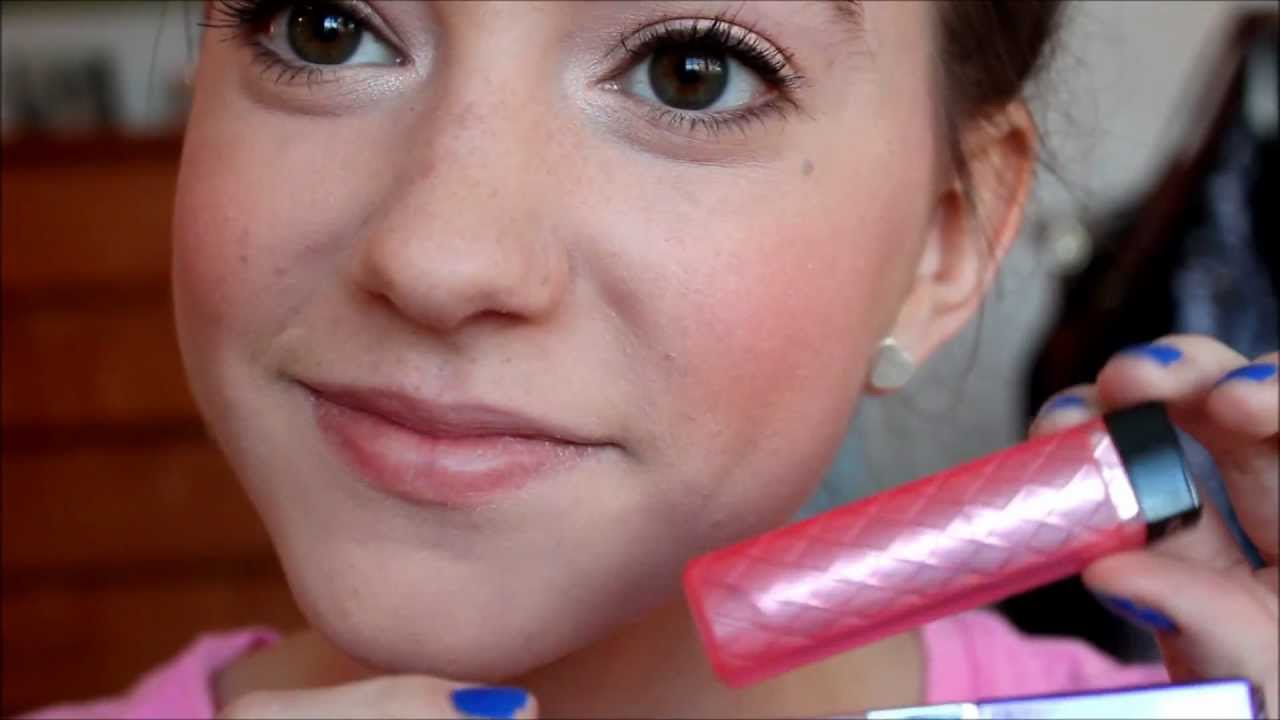 Everyday High School Makeup Routine - YouTube