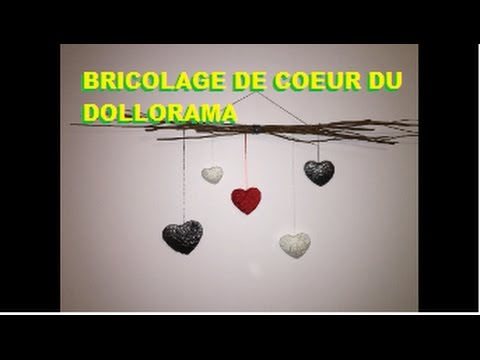 id e bricolage et d coration maison simple et facile youtube. Black Bedroom Furniture Sets. Home Design Ideas