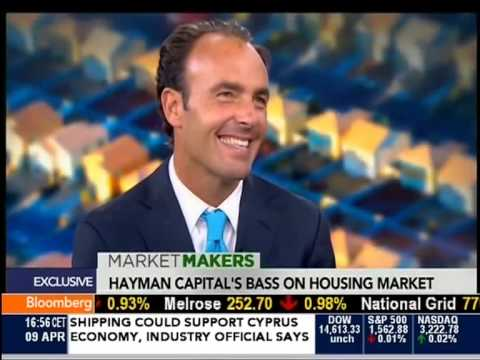Kyle Bass - Japan, Gold, Housing, Activist investing (9 April 2013)