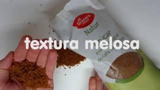 Azúcar moreno de caña integral con melaza - MERKABIO