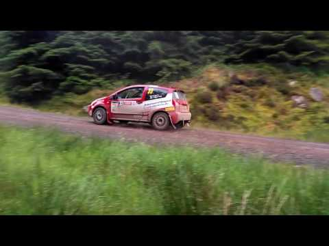 Argyll Rally - Dunoon 2017