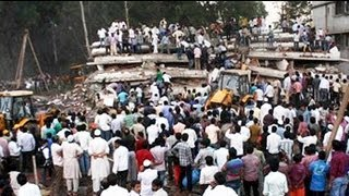 Over 50 dead in Thane building collapse