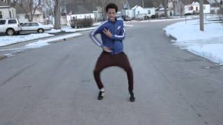 YOU MAKE ME WANNA JUMP   YUNGKIIDD JERSEY CLUB REMIX (Dance Video)