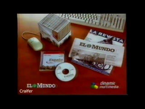 Anuncio España en CD-ROM (1998)