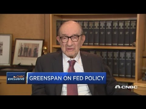 Alan Greenspan: 'It would be a terrible mistake' to raise marginal rates