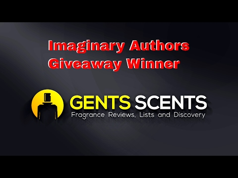 Imaginary Authors Giveaway Winner
