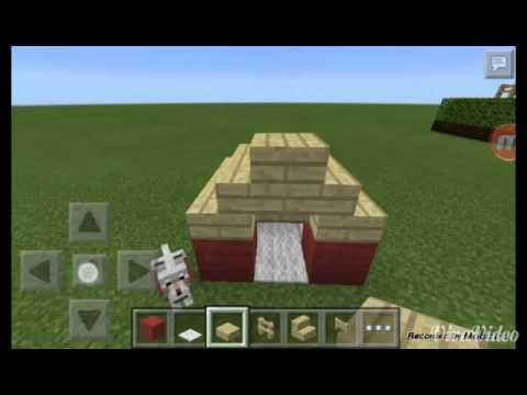 Minecraft como hacer una casa para perros youtube for Casas para perros