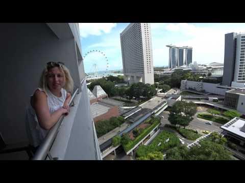 Hotel Pan Pacific Singapore - отличный отель в центре города