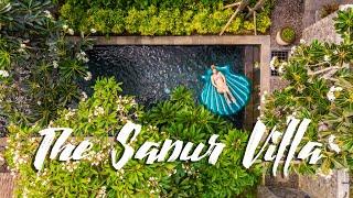 Gambar cover The Sanur Villa , Bali. a cinematic walkthrough