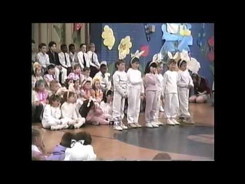 Pegram Elementary School East Play - April 1992