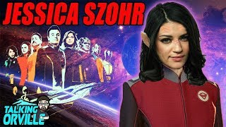 The Orville Casts Jessica Szohr For Season 2 | TALKING THE ORVILLE