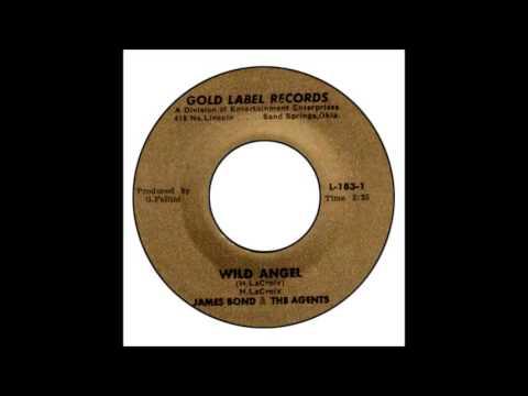 James Bond & The Agents - Wild Angel