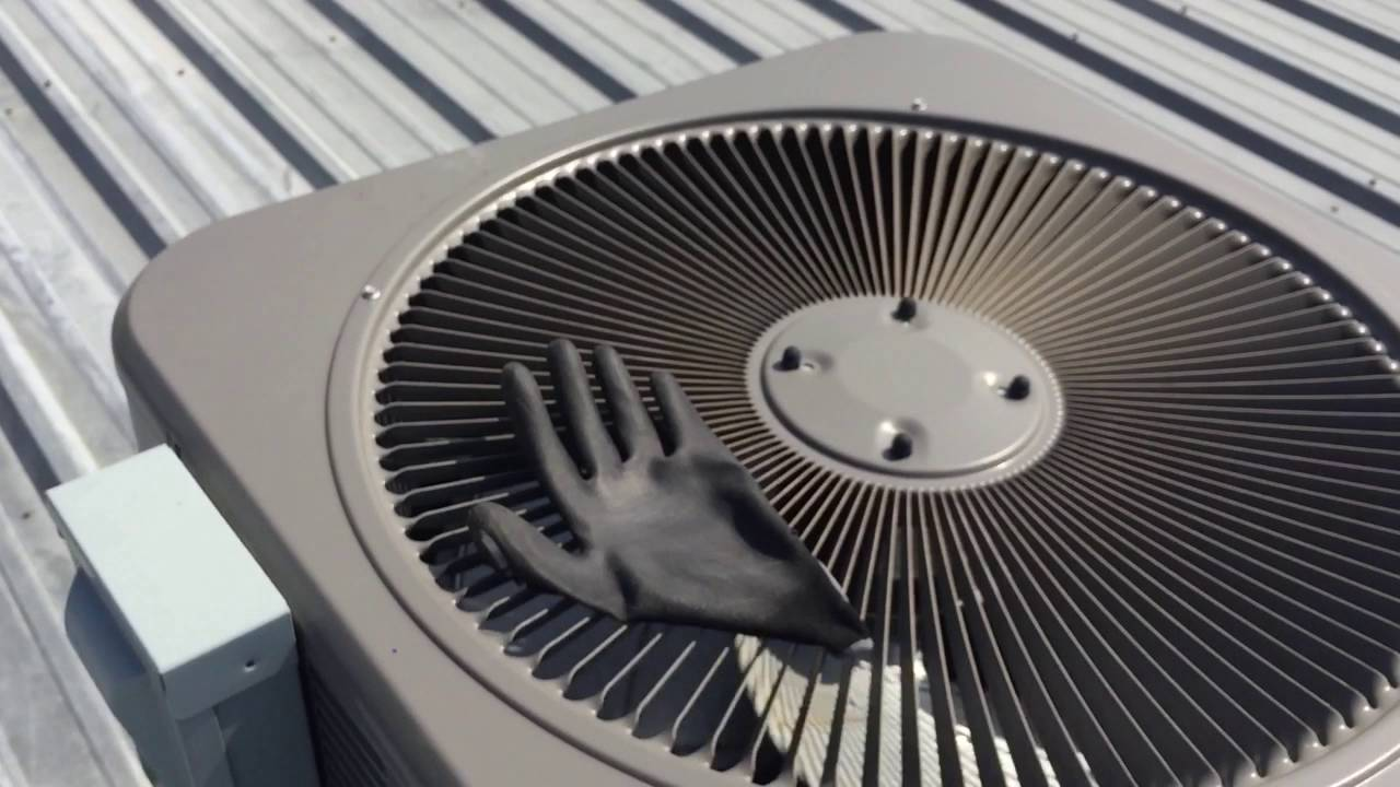 Unit Wired Wrong From The Factory Fan Running Backwards Mistakes Hen