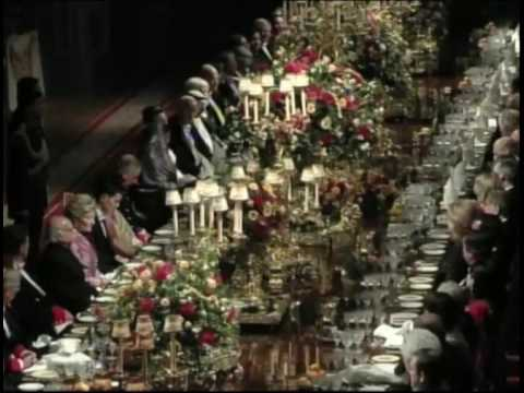 The Indian State Banquet