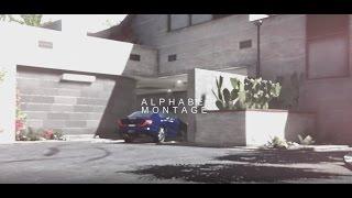 Radicay | Alphabet Montage | By Veqtz