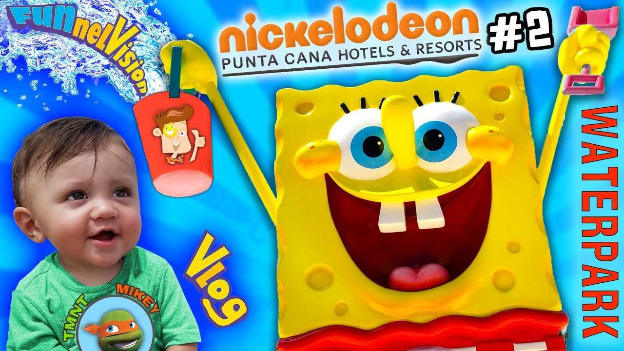 Download FUNNEL Vision Nickelodeon Resort Hotel Punta Cana Dominican Rep  Part 2