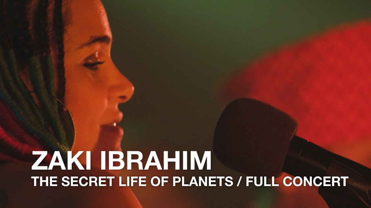video: Zaki Ibrahim | The Secret Life Of Planets | Full Concert