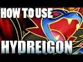 Pokémon How To Use: Hydreigon! Hydreigon Moveset - Pokemon Omega Ruby and Alpha Sapphire / X&Y Guide