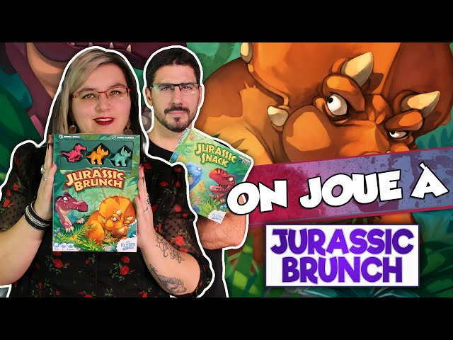 [On joue à] JURASSIC BRUNCH chez The Flying Games