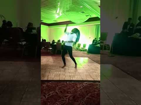 Work It Out (Tye Tribbett) - Expressive Dance