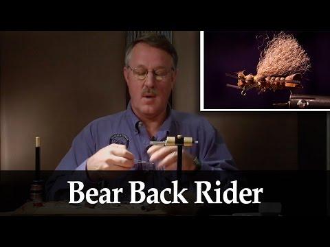 Ken Burkholder: Bear Back Rider