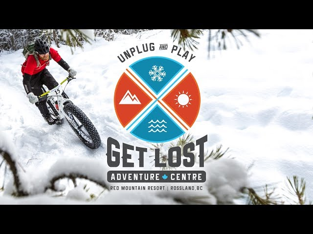 Fat Bike Rentals with GET LOST Adventure Centre