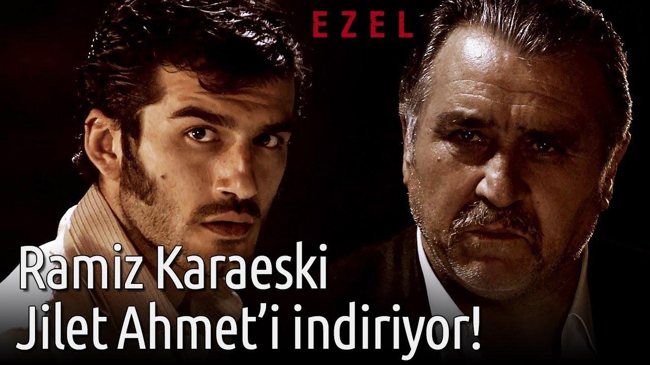 Ramiz Gençlik Sahneleri | Ramiz, Jilet Ahmet'i İndiriyor!