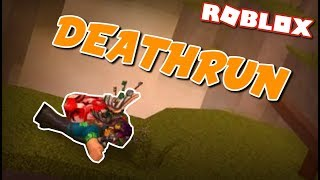 ESCAPING THE HUNTER!!! | Roblox Deathrun on Roblox #1