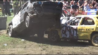 Petrolia Fair Demolition Derby Stock Mini