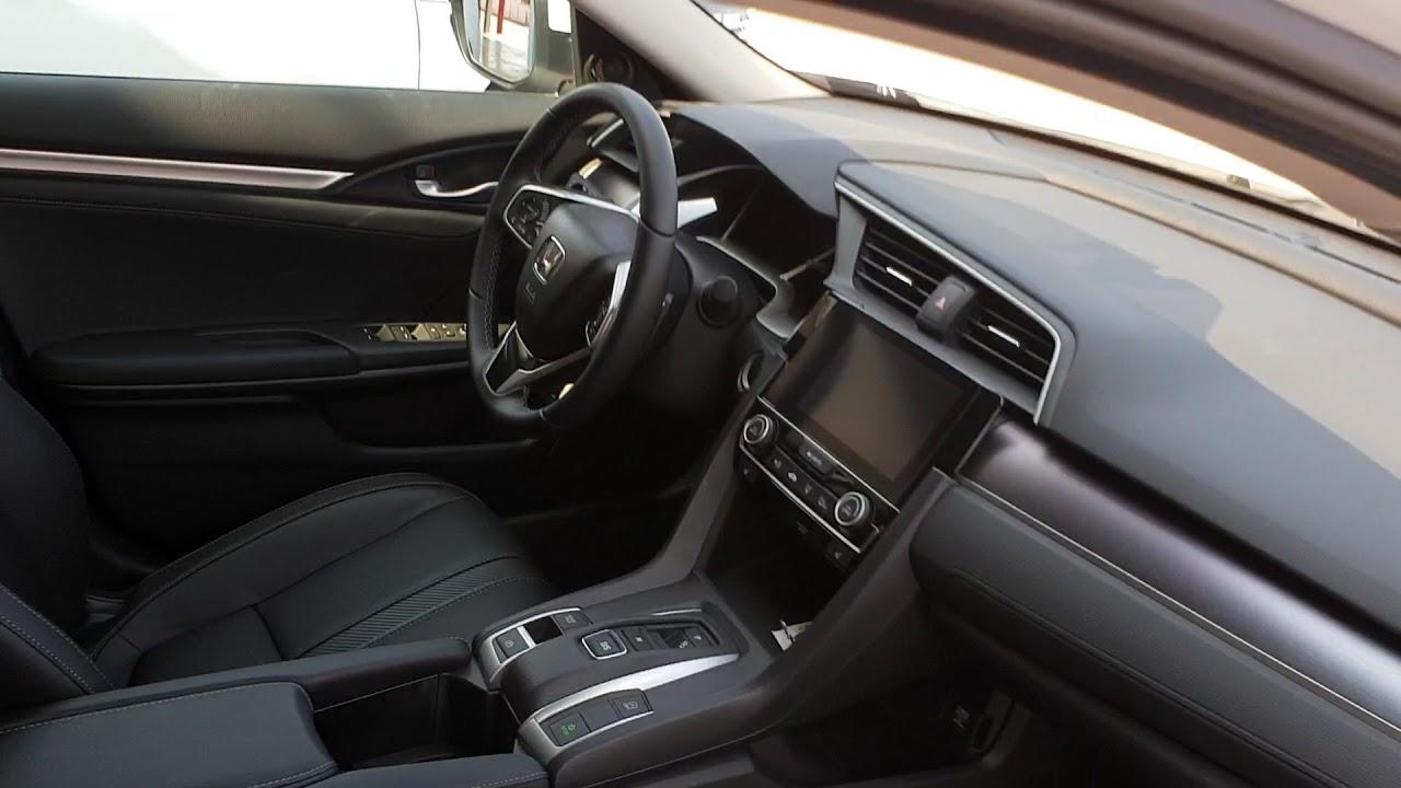 Yeni Civic Dizel Sedan Otomatik 9 At Zf Ilk Görüntü Youtube