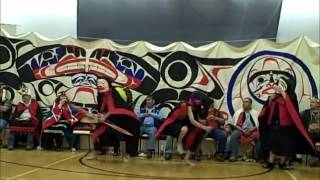 Slave Woman and Wasps Nuxalk Dance