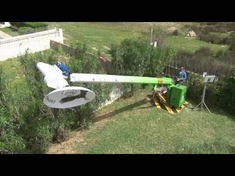 Tunisia: Revolutionary bladeless wind turbine could change game in wind  farms