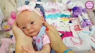 Ropa y Accesorios de mi Bebé Reborn Lindea - Vestidos y complementos para muñecas bebés thumbnail