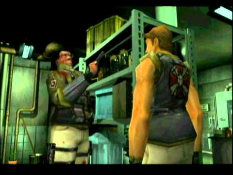 Resident Evil 3 [Game Movie Extras]