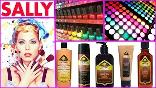 DE SHOPPING EN SALLY BEAUTY SUPPLY  Vlog visita a Sally