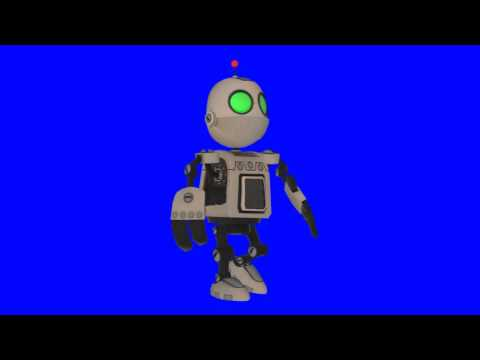 clank animated left (ratchet and clank) chroma
