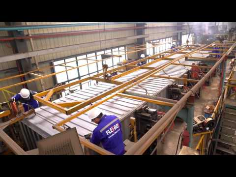 Shipping Container Manufacture