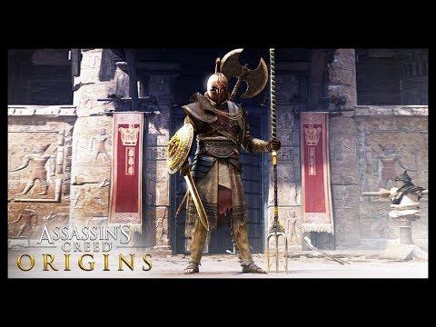 PRÉSENTATION DU PACK GLADIATEUR + CONCOURS (Assassin's Creed Origins)