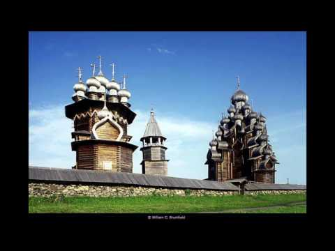 William Brumfield | Architecture of the Russian North and Digital Collection Launch