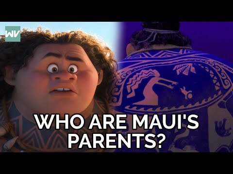 Moana Theory: Who Were Maui's Parents? | Discovering Disney