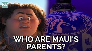 Moana Theory: Who Were Maui