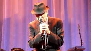 Leonard Cohen - La Manic (Georges Dor cover) - Centre Bell, Montreal - 29-11-2012 (World premiere) Mp3